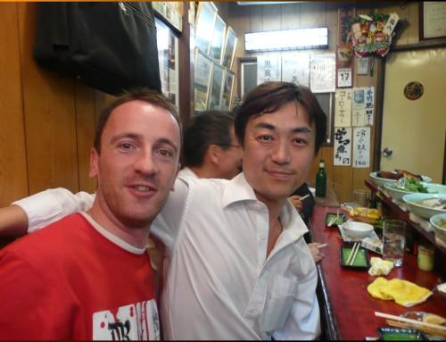A Tokyo encounter