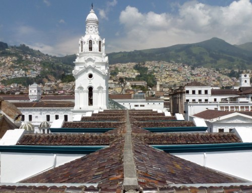 Quito? Yes, please!